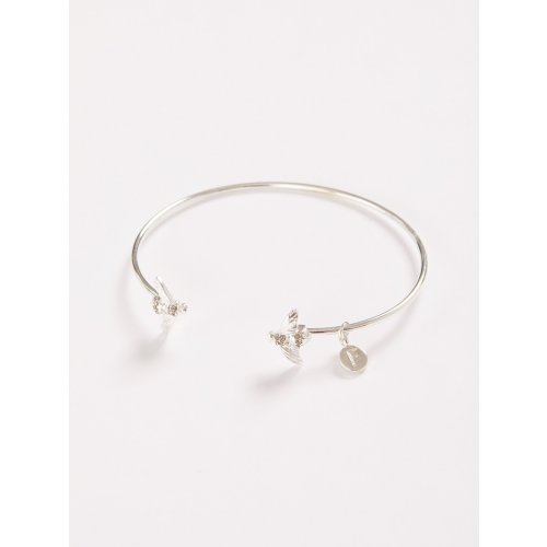 Fable Bee Brass Bangle 61393 / 61398