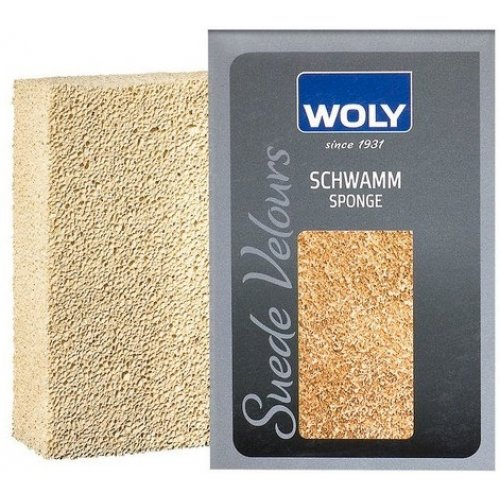 Woly Suede Velours Sponge