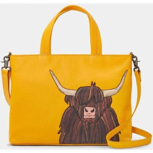 Yoshi Y26 Highland Cow Multiway Grab Bag