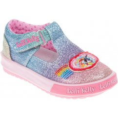 Lelli Kelly Rainbow Sparkle Baby LK9019