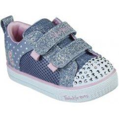 Skechers Twinkle Toes: Shuffle Lite - Miss Butterfly 314021N