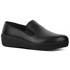 FitFlop SUPERSKATE™ LEATHER LOAFERS