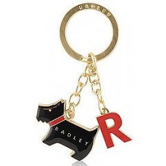 Radley Pageant Initial Keyring 82982A