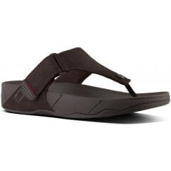 TRAKK II™  LEATHER FLIP FLOPS