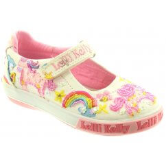 Lelli Kelly Unicorn Dolly LK9050