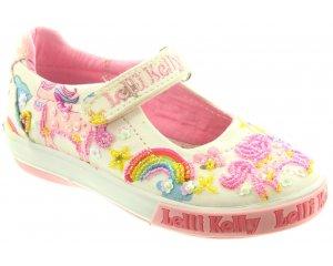 Lelli Kelly Unicorn Dolly LK9050