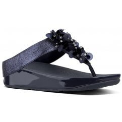 FitFlop BOOGALOO™ LEATHER TOE-THONG SANDALS