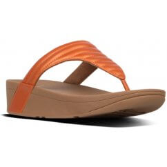 FitFlop LOTTIE™ PADDED TOE-THONGS