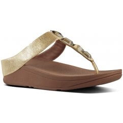 FitFlop ROKA TOE-THONG SANDALS
