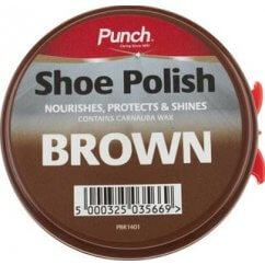 Punch Shoe Polish