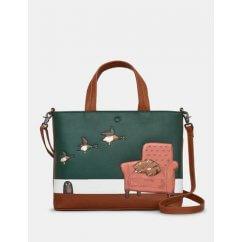 Yoshi Cat Nap Multiway Grab Bag Y26