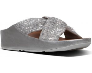 FitFlop TWISS™ CRYSTAL SLIDES