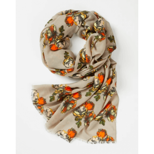Fable Beige Grassmere Scarf 95078