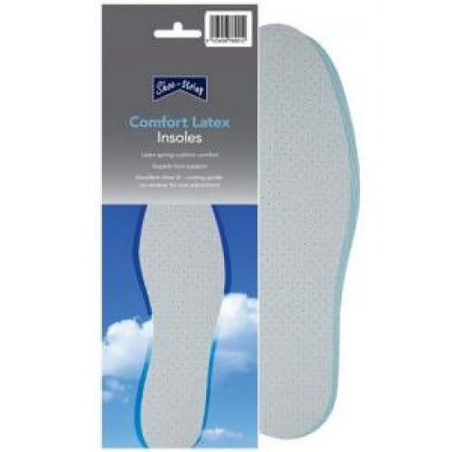 Shoe-String Comfort Latex Full Insole