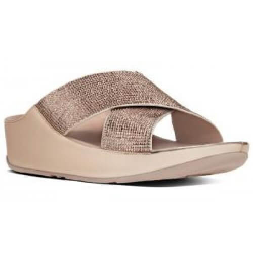 FitFlop CRYSTALL TM SLIDE