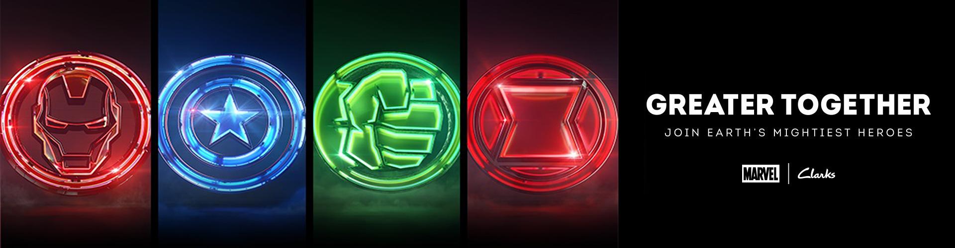 Marvel X Clarks